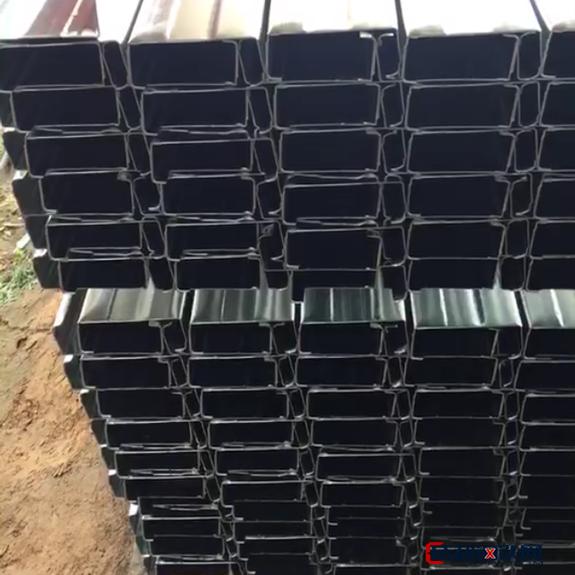 聊城富航机械 彩钢 镀锌板 C型钢 铝板 透明瓦