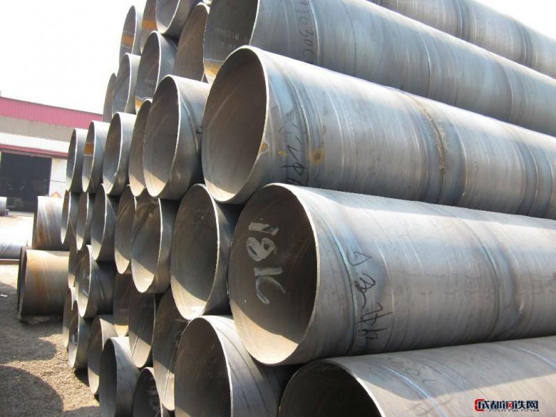 潍坊282016螺旋管 Q235螺旋管 Q345螺旋管 国标螺旋管现货价格天津螺旋钢管厂