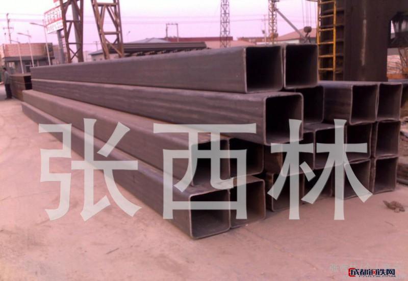 钢结构件用方管Q345D方管 低合金钢结构钢管