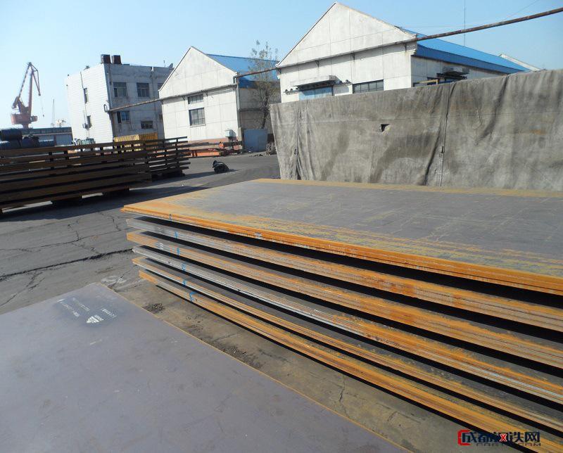 鋼板切割零售鋼板切割加工低合金鋼板開平板圖片