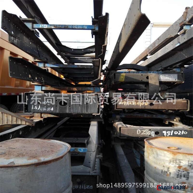 一汽解放A10車架大梁 車架大梁橫梁 縱梁 大梁邊板 生產廠家圖片圖片