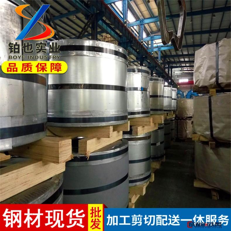 上海铂也 梅钢酸洗汽车结构钢QSTE340TM 热轧酸洗开平板QSTE340TM 酸洗卷