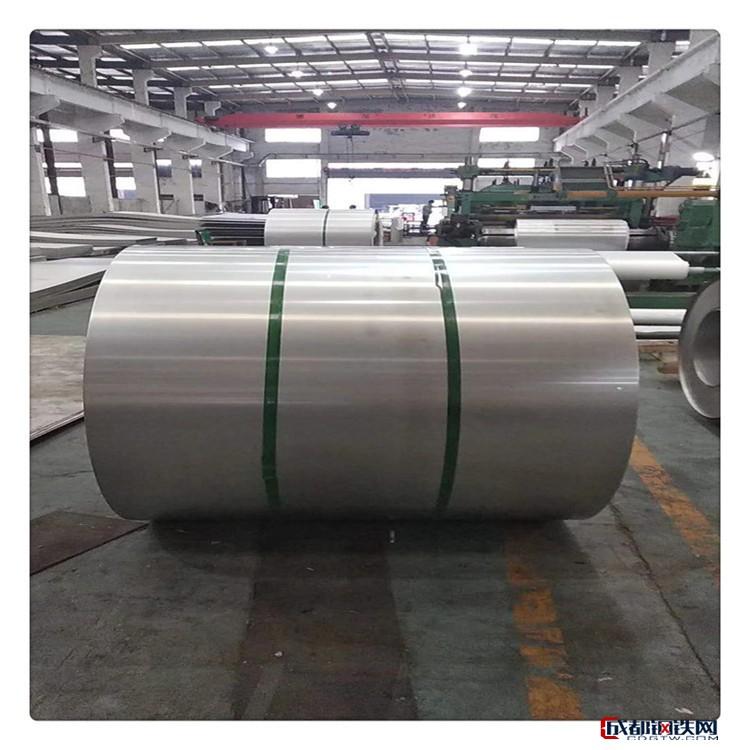 张浦SUS304不锈钢卷 304冷轧不锈钢卷板 不锈钢开平板 规格齐全