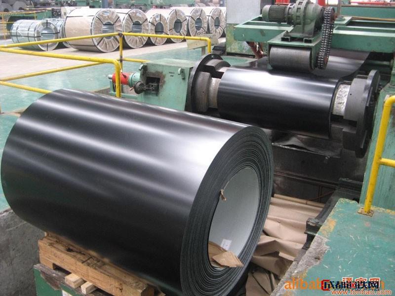 宝钢、马钢、台湾烨辉、台湾尚兴、联合 55% 硅改性聚酯树脂 SMP铝锌彩涂钢卷