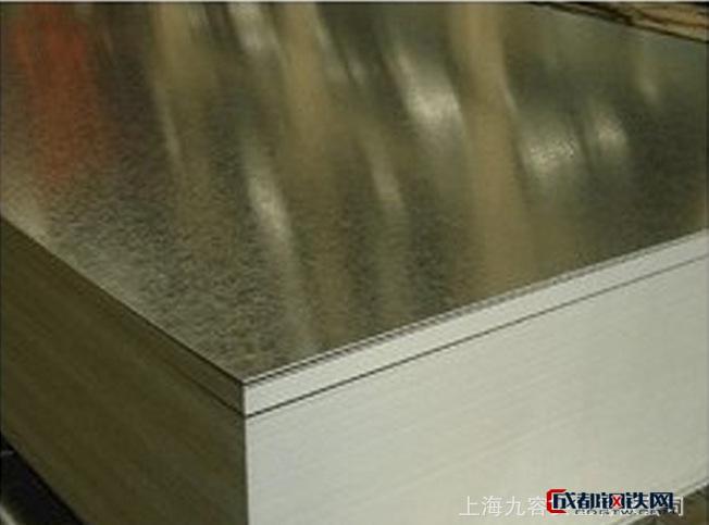邯郸高锌层热镀锌板卷SGH340