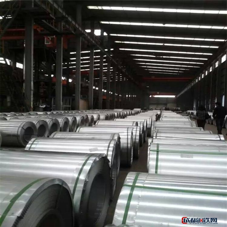 热镀锌卷板 热镀锌钢板现货批发 镀锌白铁皮规格齐全 厂家保质供应