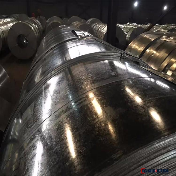 熱鍍鋅鋼板 熱鍍鋅鋼卷 防腐保溫熱鍍鋅鐵皮 天津熱鍍鋅廠家直銷 規格齊全圖片