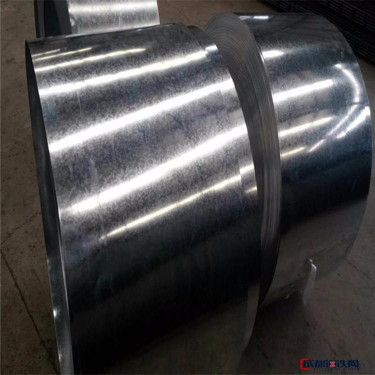 热镀锌板 镀锌钢板 保温防腐镀锌铁皮 恒兴镀锌板厂家保质供应