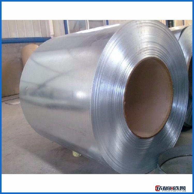 任丘市钢达金属专业生产热镀锌板带