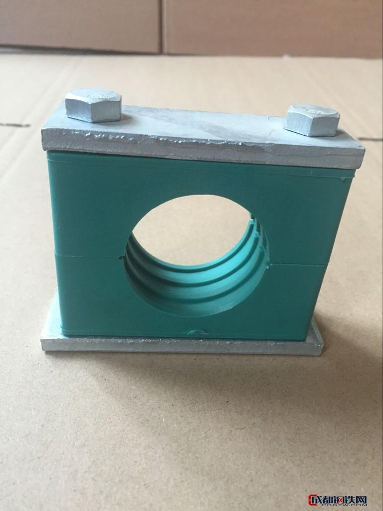 同力c型钢用管卡 硬质聚氨酯管卡 船用塑料管卡 ppr铁立管卡