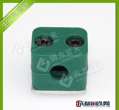 銷售 G7輕型塑料導軌管夾 拋光塑料管夾 船用塑料管夾圖片