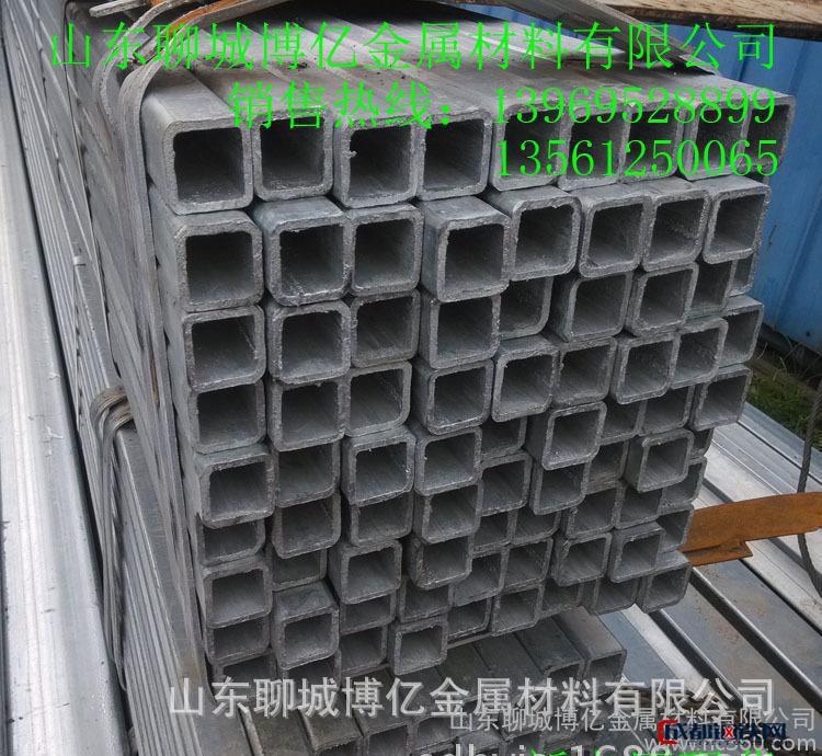优质Q345B无缝方管 16mn无缝方管 冷轧方管 矩形管 厂家直销