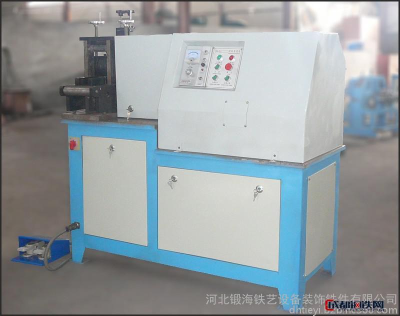鐵藝設備冷軋壓花機鍛花扁鐵方鋼方管 圓鋼