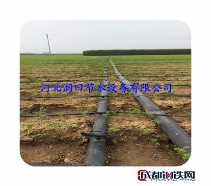 大田滴灌系統 河南滴水扁管知名廠家出售