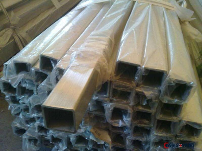現貨供應不銹鋼扁管304不銹鋼扁管不銹鋼扁方管 批發零售圖片