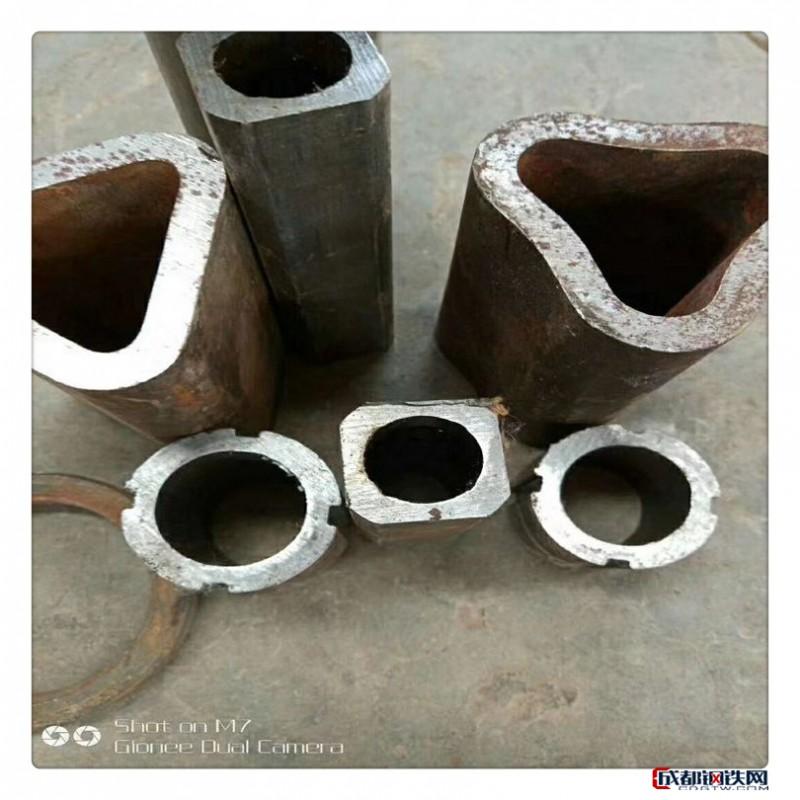 厂家 定做冷拔异型管 外圆内方各种样式 现货批发