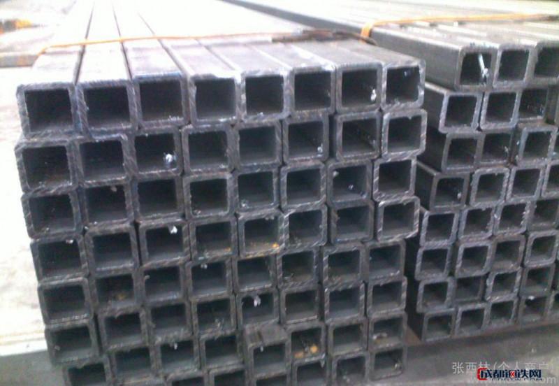 天津定做矩形管特殊规格矩形管生产Q235B Q345B 20
