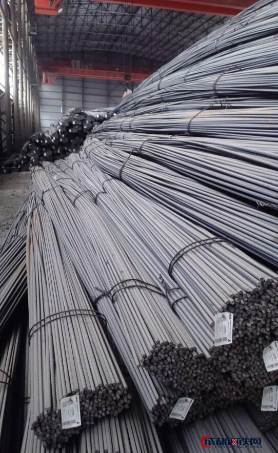 唐鋼出口加鉻四級螺紋鋼