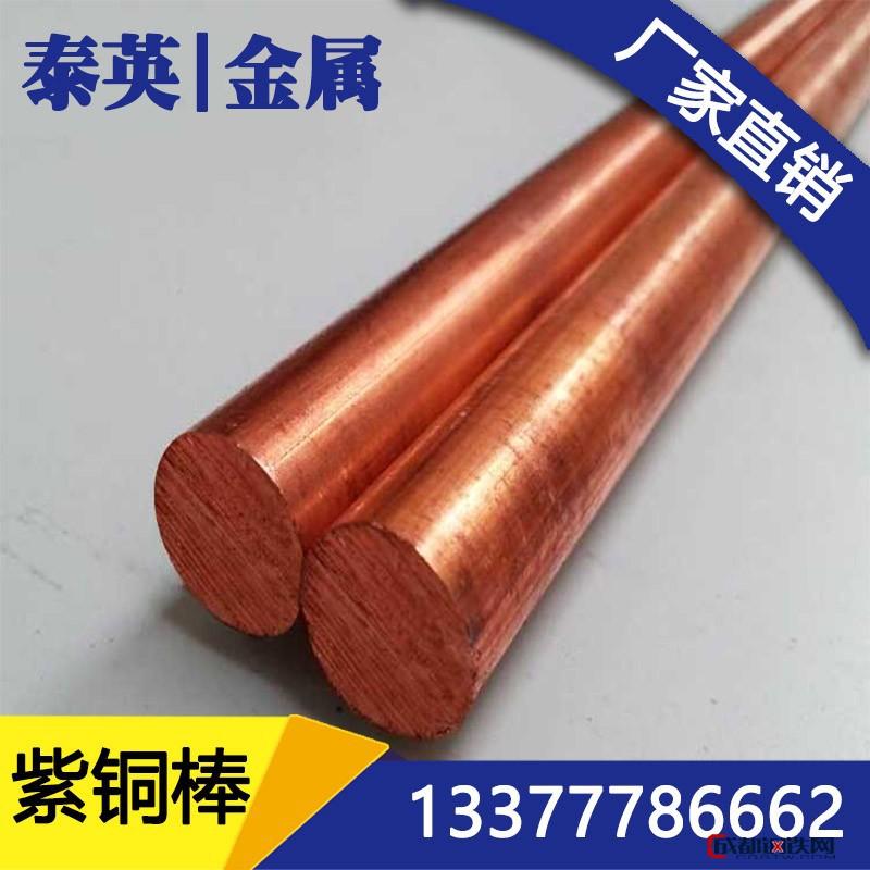 生产销售 c1020紫铜圆线 高导电镀锡紫铜扁线  环保高精