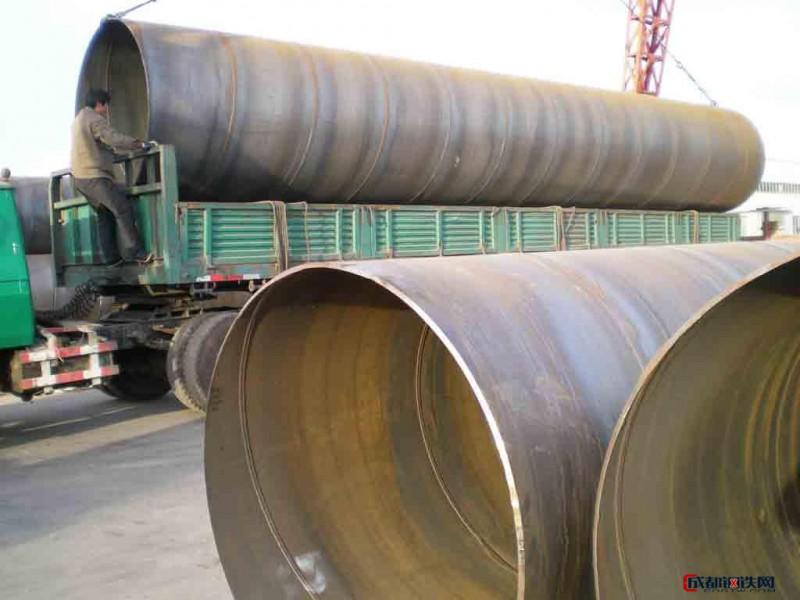 东阳螺旋管 Q235螺旋管 Q345螺旋管 大口径螺旋管 国标螺旋管—天津螺旋钢管厂