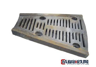 耐磨鋼襯板--耐磨錘頭配件--耐磨鋼機殼 ---江蘇宿遷百通特鋼