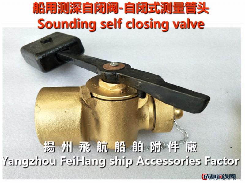CBM1128-82 船用自閉式測量管頭/青銅自閉式測量管頭圖片