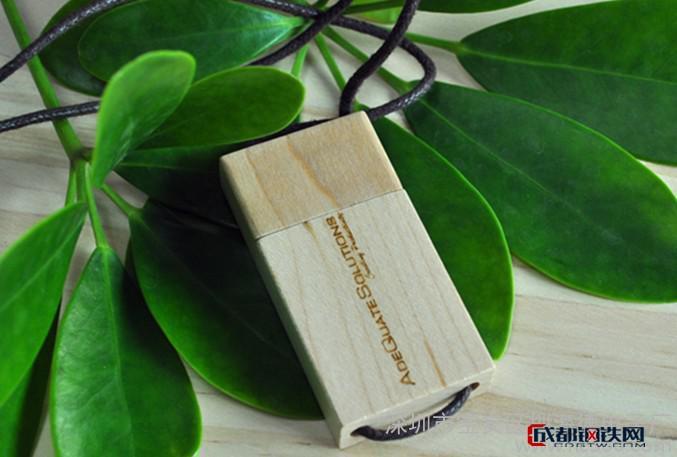 U低價[圓頭木制U盤 木頭優盤 木質禮品U盤 環保木質U盤