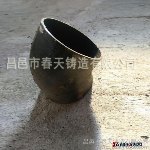 春天chuntian批发铸铁管 铸铁排水管柔性铸铁管 优质铸铁管供应商 铸铁管件