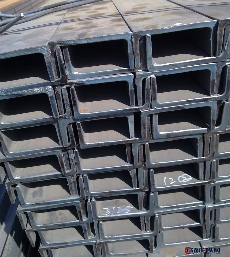 蘭州生產8 10槽鋼 銷售12 14號鍍鋅槽鋼 蘭州現貨槽鋼
