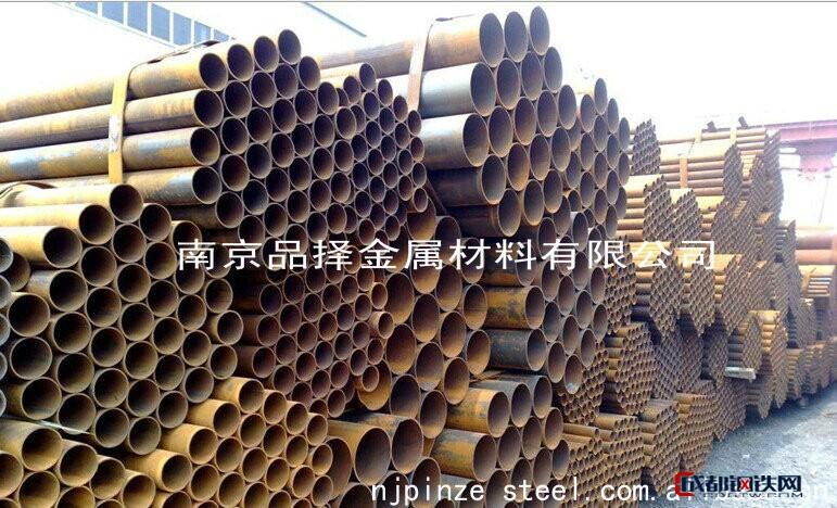 江苏扬州泰州镇江 仪征  南京无缝管 大口径 小规格江宁焊管市场