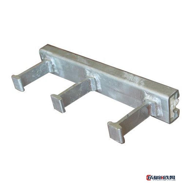 恒大管廊哈芬槽道热轧带齿C型槽道