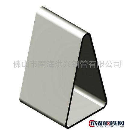 Q235B直缝管 三角高频焊管 Q235碳结圆钢 三角形镀锌管 三角形镀锌管