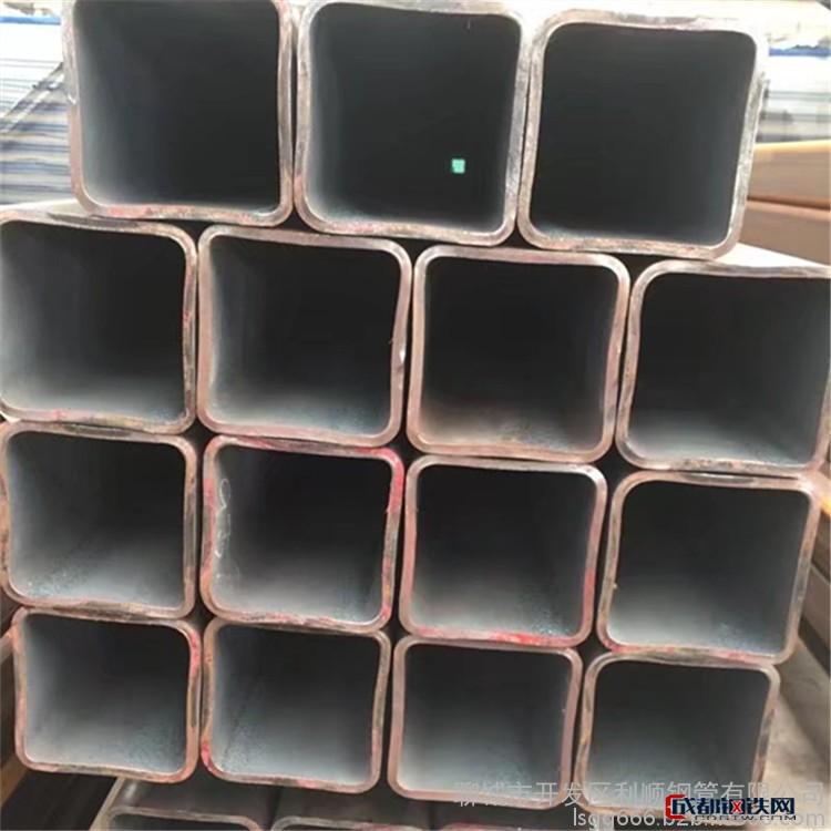 厂家供应方矩形管 Q345B方矩形管 Q345D低温矩形管