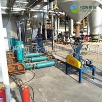 引持環保鎖氣器窯爐冶金煤粉鋼渣碳黑輸送安全可靠