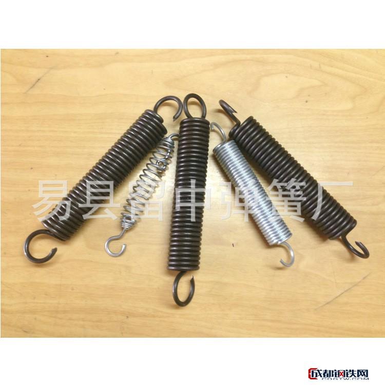易县留中 高强度弹簧钢拉板弹簧弹簧钢价格
