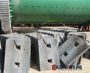 厂家直销 球磨机衬板高锰钢耐磨衬板破碎机衬板高锰钢衬板