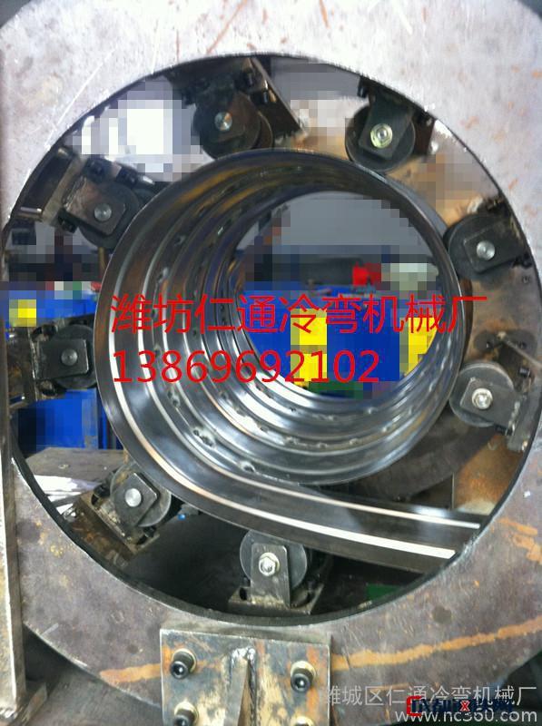 仁通 螺旋焊管生產設備 焊管成型機 螺旋焊管冷彎機 專業設計