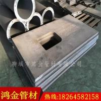 【鸿金】供应堆焊耐磨复合板 高硬度钢板 复合耐磨钢板厂家