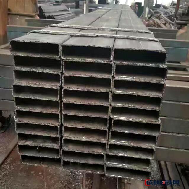 鲁豪各种型号 Q235B冷轧方管 光亮方管  黑皮方管 高频焊接方管 非标定制无锡现货供应
