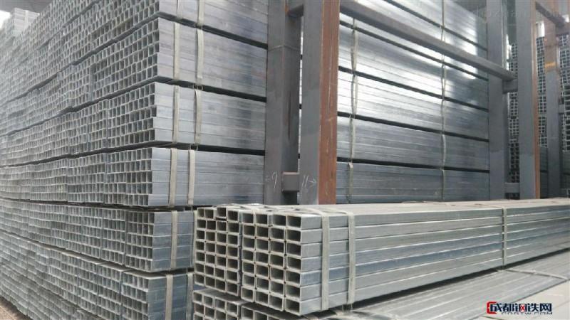 滁州矩形管 镀锌矩形管 热镀锌矩形管现货批发