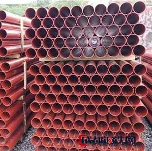 柔性排水铸铁管  柔性排水铸铁管 厂家   铸铁管