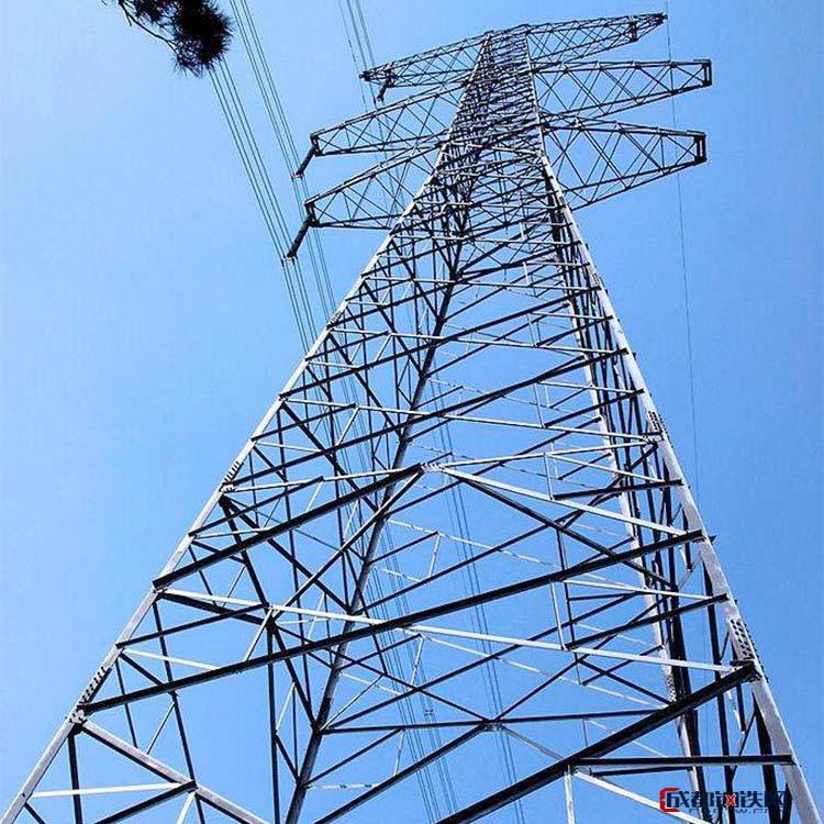 博远  供应广东角钢塔 输电塔角钢 角钢电力塔  输电塔角钢 角钢塔厂家