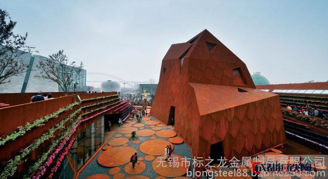滁州高强度耐候钢