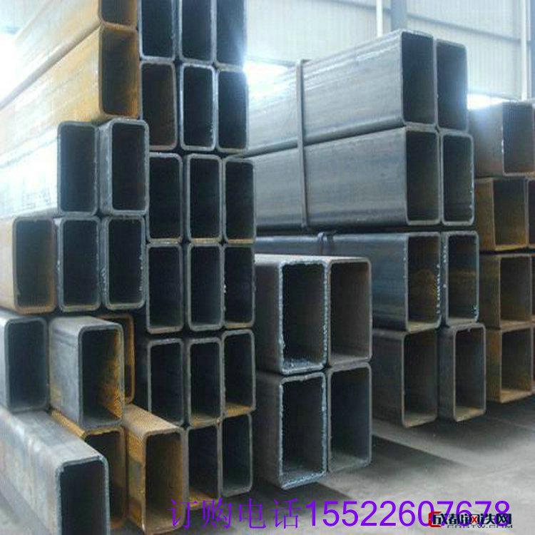 方管廠家 供應方形管 矩形管 方形鋼管 矩形鋼管 熱鍍鋅矩形管  方管