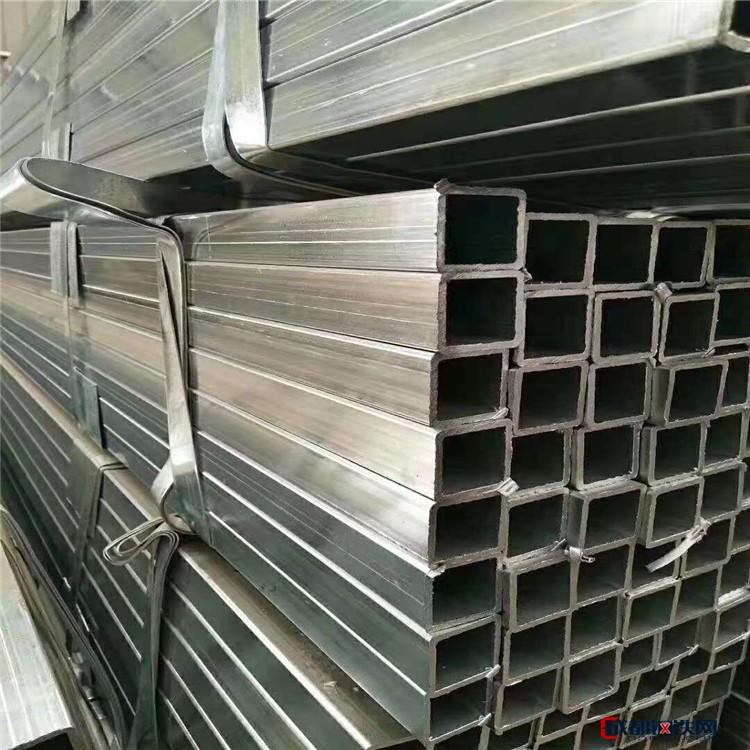 方矩管厂家 专用生产方管 镀锌方管 镀锌方矩管  黑退管