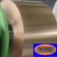 铜镍硅合金带C7025C7035 镍硅铜带 连续模冲压 环保 分条图片