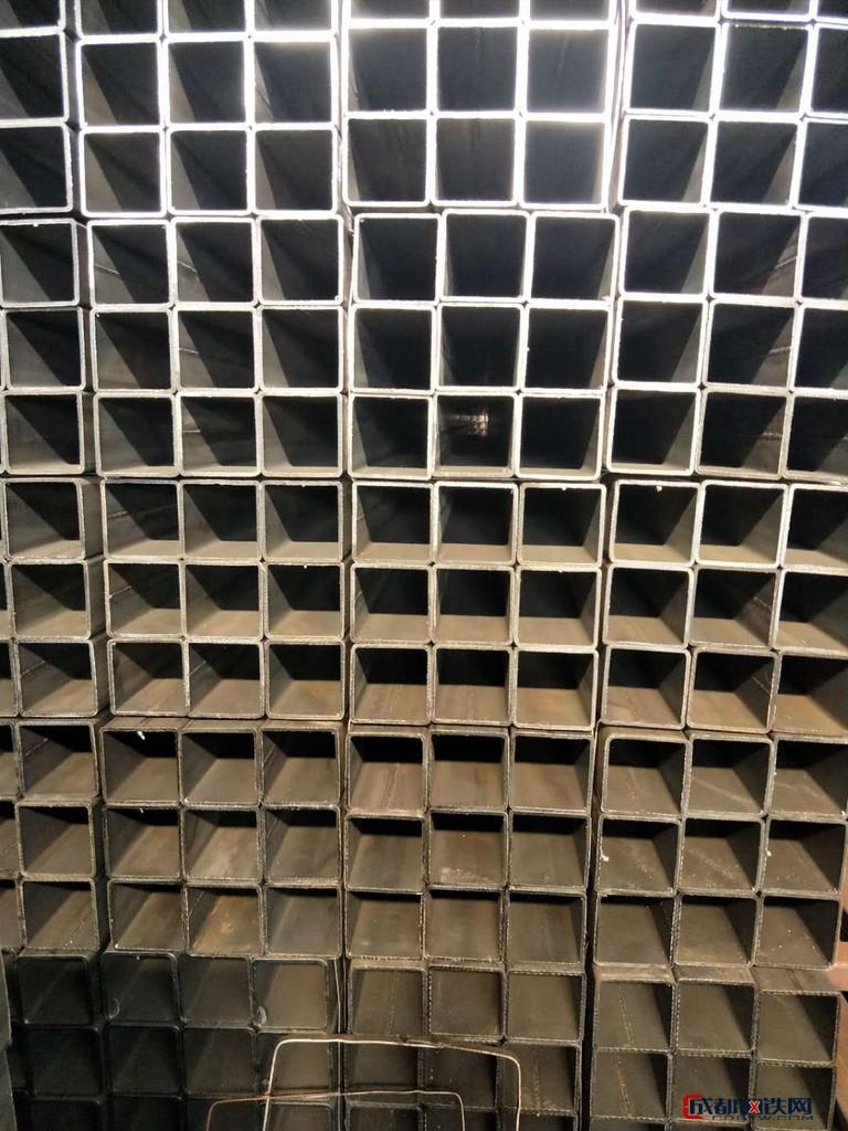 厂家供应 富钢方钢管 扁通管 方矩管 矩形管 扁通 方通图片