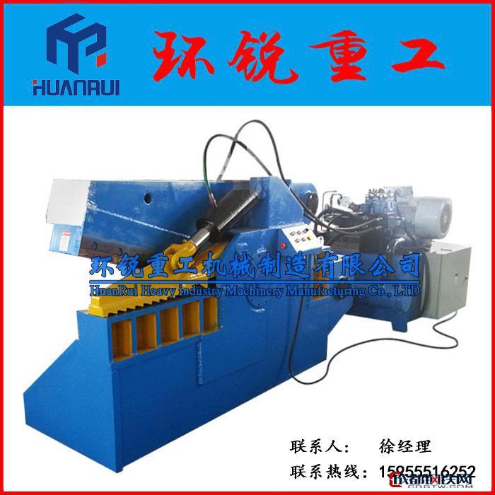 【環銳重工】Q43-160鋼坯剪切機刀口1米