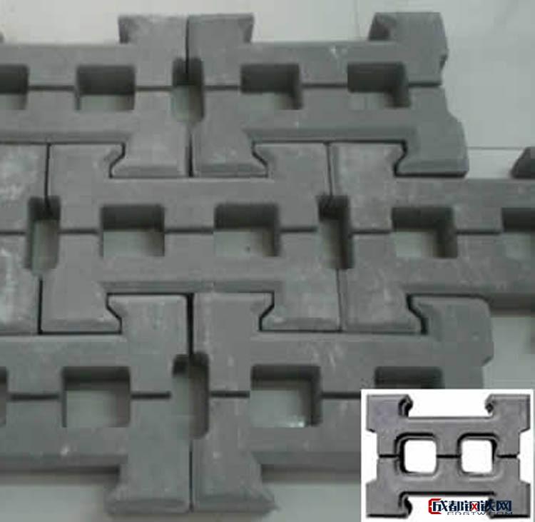 混凝土制品 沃特 混凝土砌块 加气混凝土砌块 混凝土水工护坡砌块