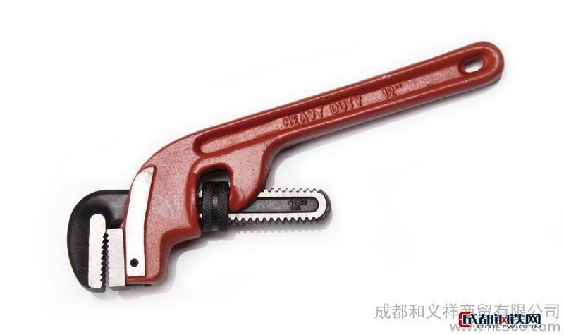 多功能重型斜置式管子钳扳手快速水管钳水暖工具PC4016